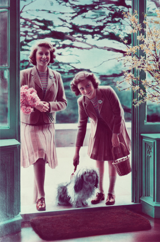 Фото №3 - Королева рассказала о военном рационе во дворце
