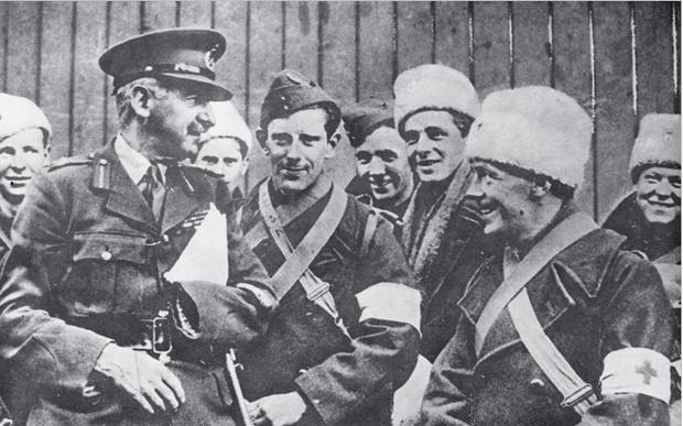 Фото №9 - Калека-вояка. Бравая биография генерала Адриана Картона де Виарта
