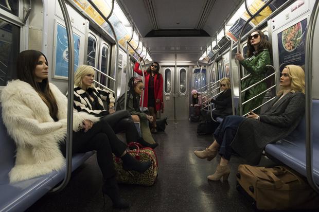 Фото №5 - Почему «8 подруг Оушена» — самый стильный фильм года