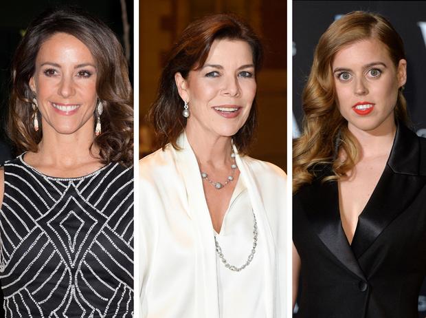 Фото №1 - От Каролины Монакской до Беатрис: 5 принцесс и королев, которые стали мачехами