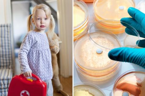 Золотистый стафилококк у детей: симптомы илечение