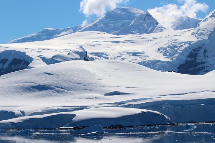 Фото №1 - В Антарктиде зафиксировали самую холодную зиму