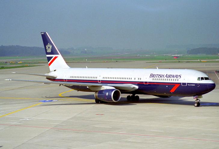 Фото №8 - Цвета в небе: зачем, как и в какие цвета красят самолеты