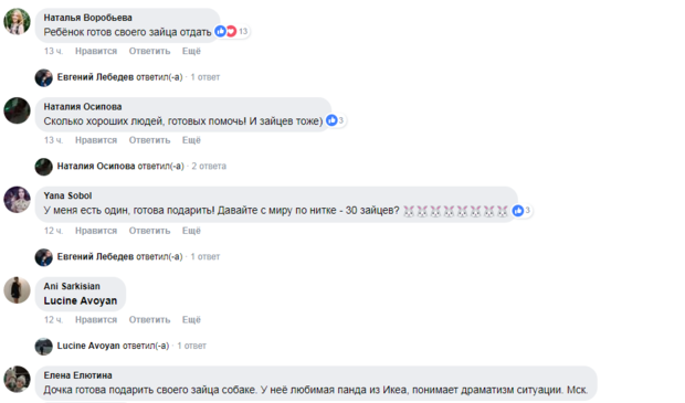 Фото №5 - Москвич попросил IKEA вернуть в продажу любимую игрушку его собаки, и вот что произошло