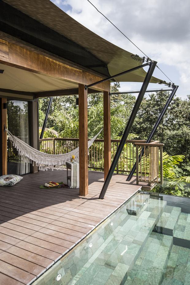 Фото №2 - Отель в джунглях Коста-Рики
