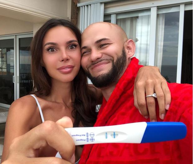 Фото №2 - Самойлова: «Я абсолютно не подготовлена к беременности ни физически, ни морально»