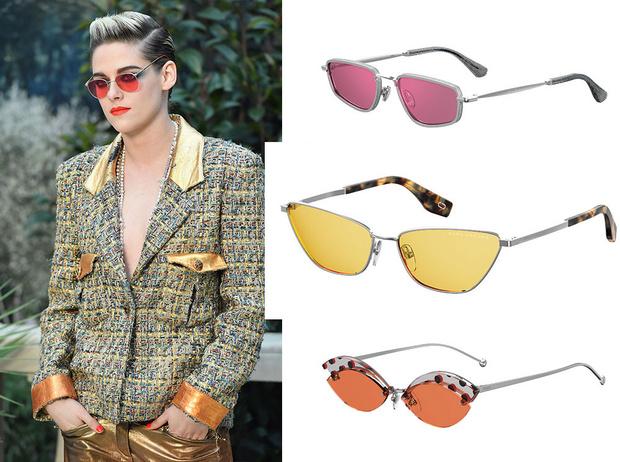 Фото №6 - Какие солнцезащитные очки носят актрисы, дизайнеры и монаршие особы