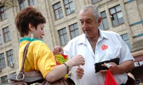 Фото №1 - Откровения волонтера, собирающего деньги для детей, больных раком