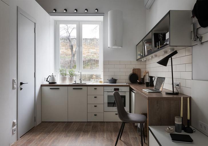 Фото №12 - Маленькая кухня: 8 полезных идей и лайфхаков