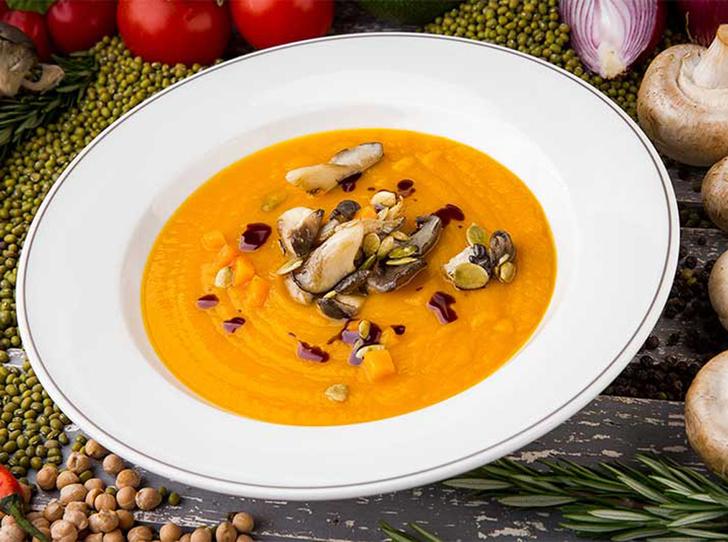 Фото №3 - Чашка нежности: три новых восхитительных постных крем-супа