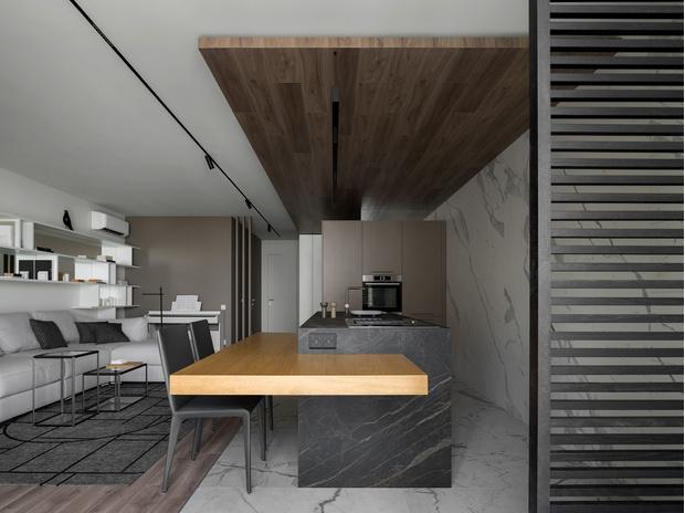 Фото №6 - Светлая квартира 83 м² в новом доме в Саратове