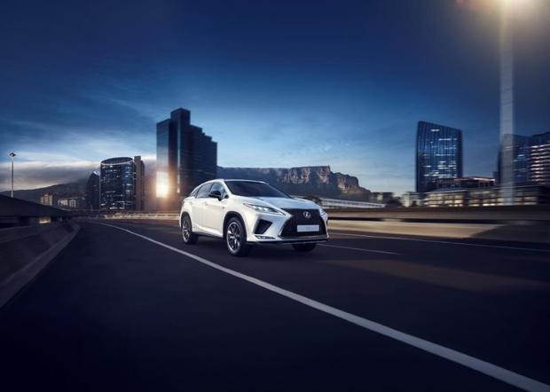 Фото №5 - Lexus RX готов к заказу!
