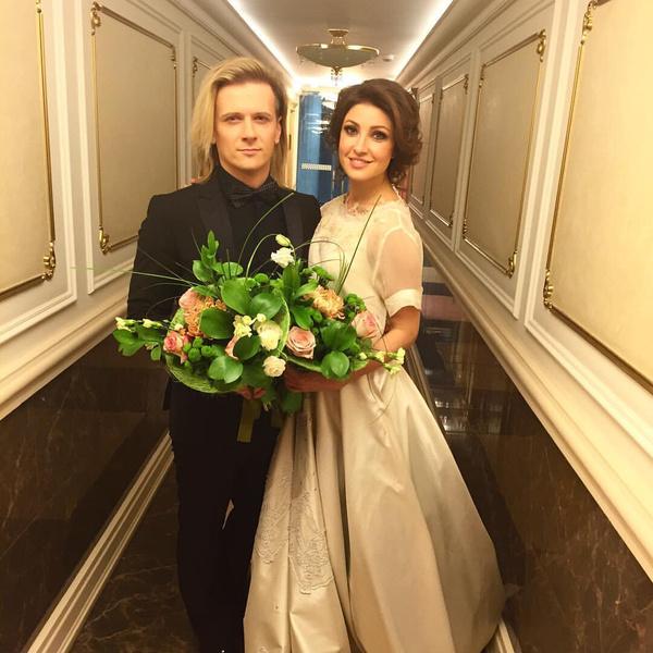 Экс-супруг Насти Макеевой музыкант Глеб Матвейчук впервые показал лица детей