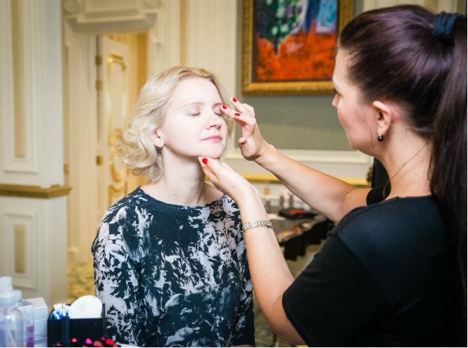 Фото №3 - В отеле St.Regis Moscow Nikolskaya прошел beauty-девичник Woman.ru