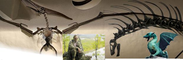Фото №12 - Эх, хвост-чешуя! Краткая, но всемирная история драконов