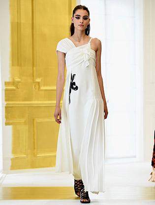Фото №10 - В деталях: лучшие свадебные платья haute couture осень/зима 2016