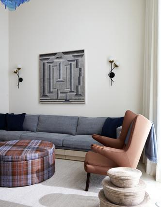 Фото №5 - Дизайнерские апартаменты с видом на Гудзон