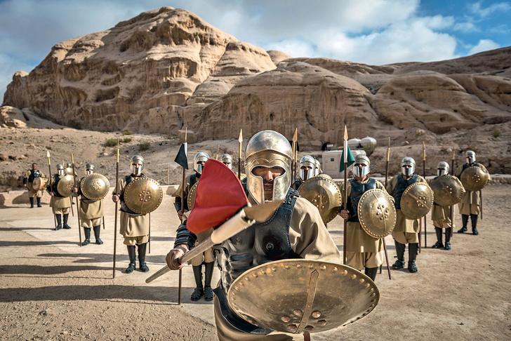 Фото №7 - Горцы в пустыне