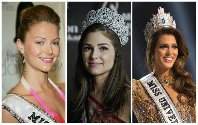 Фото №1 - Тест: Определи, какая «Мисс Вселенная» из какой страны
