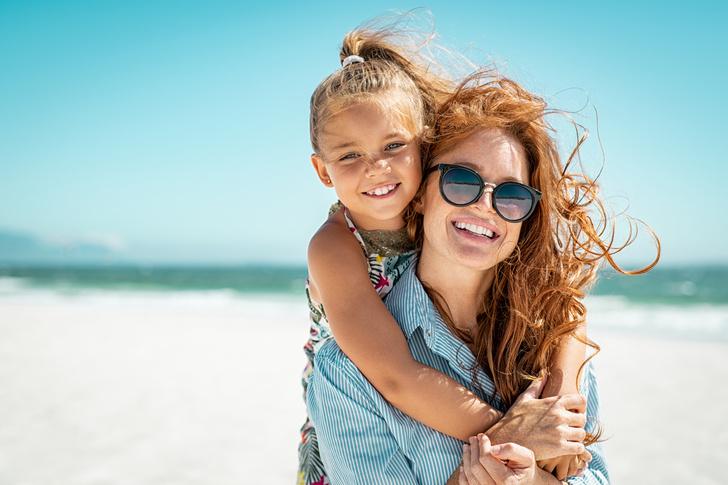 Фото №1 - Психологи: женщины с детьми обязательно должны отдыхать летом