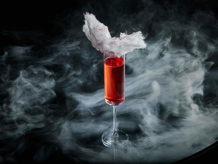 Фото №5 - Легкость бытия: 5 необычных коктейлей с шампанским