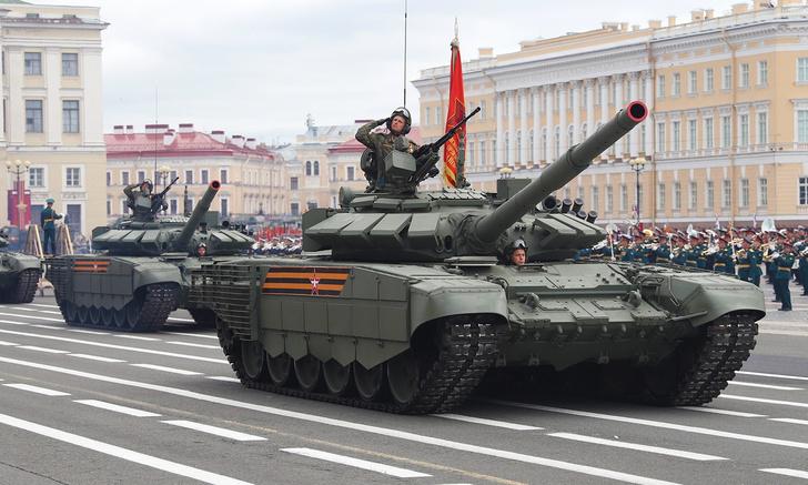 Фото №1 - Сколько танков на вооружении России, США, Северной Кореи и других стран (список прилагается)