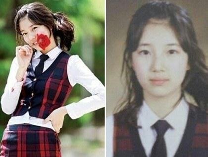 Фото №1 - Back To School: 13 фото девушек-айдолов с выпускного