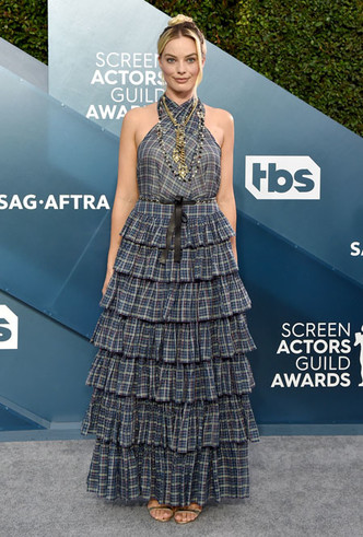 Фото №63 - SAG Awards – 2020: лучшие модные образы церемонии награждения
