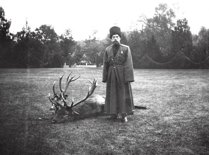 Фото №30 - Милые и забавные архивные фото царской семьи Романовых