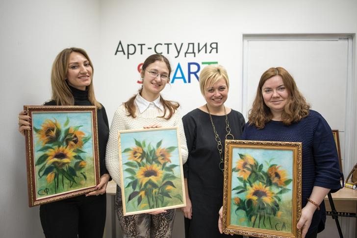 Фото №2 - Москва покоряется искусству