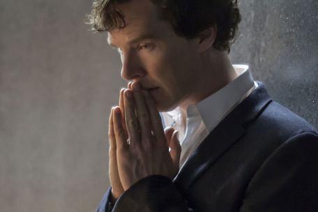Фото №2 - Quiz: Это цитата сериального или книжного Шерлока?