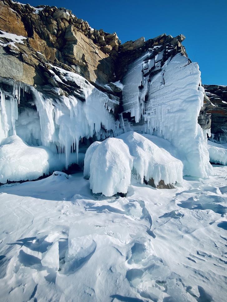 Фото №2 - Байкал: электрический лед