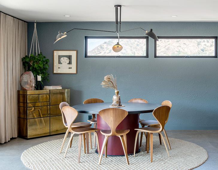 Фото №1 - Дом дизайнера Натана Уоркентина в Калифорнии