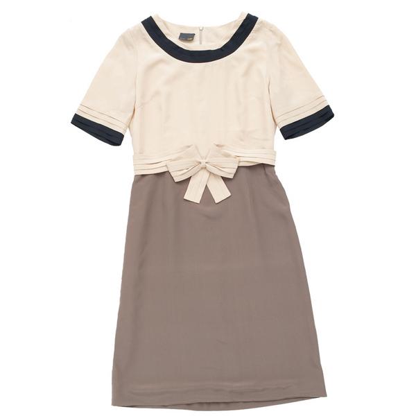 Платье из шерсти, Fendi