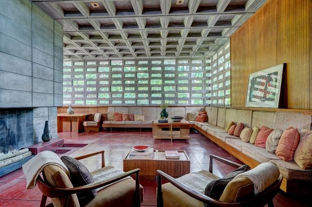 Фото №1 - Kalil House: самый неизвестный дом Фрэнка Ллойда Райта