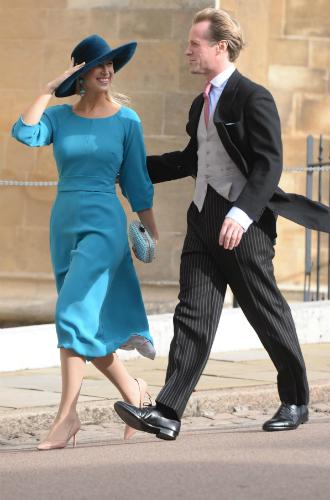 Фото №7 - Как принцесса Майкл Кентская относится к зятю-простолюдину