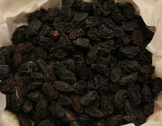 домашние конфеты с черносливом