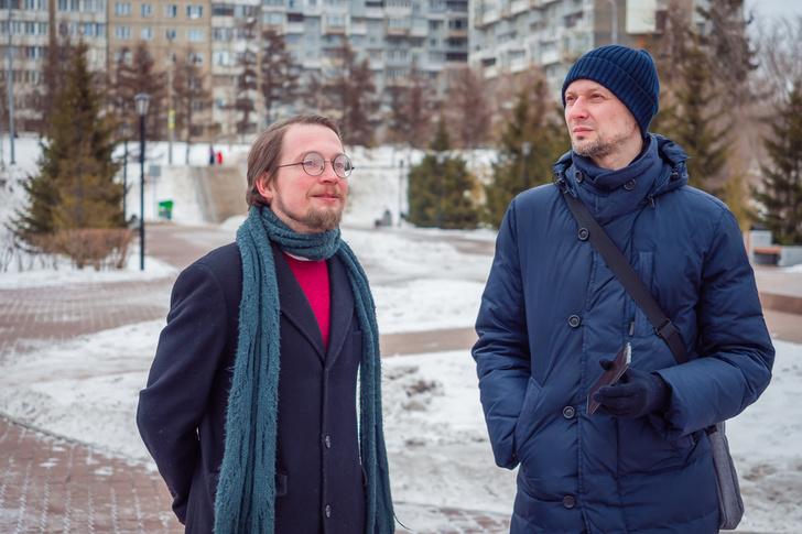 Фото №8 - «Город металлургов и чиновников»: как московский урбанист выбрал для жизни Красноярск