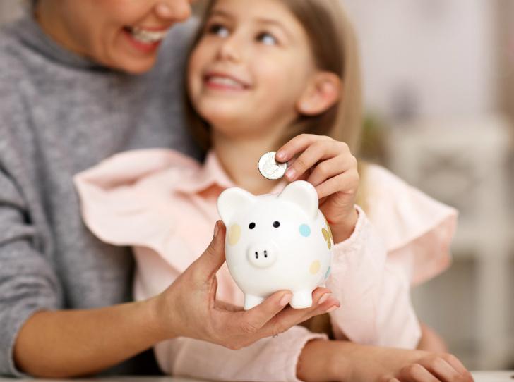 Фото №5 - Как научить ребенка обращаться с деньгами