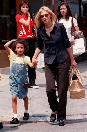 Фото №5 - Правила стиля Кэролин Бессетт-Кеннеди: безупречный минимализм из 90-х