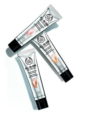 Универсальный крем All-In-One BB Cream, The Body Shop