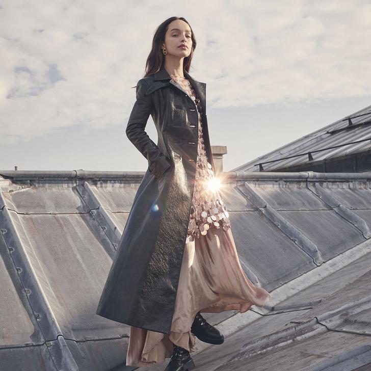 Фото №3 - Имбирные шоты и правильное питание: секреты красоты супермодели Лумы Гроте