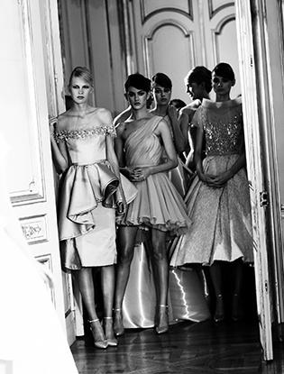 Неделя Высокой моды в Париже FW2015/16: альтернативный взгляд