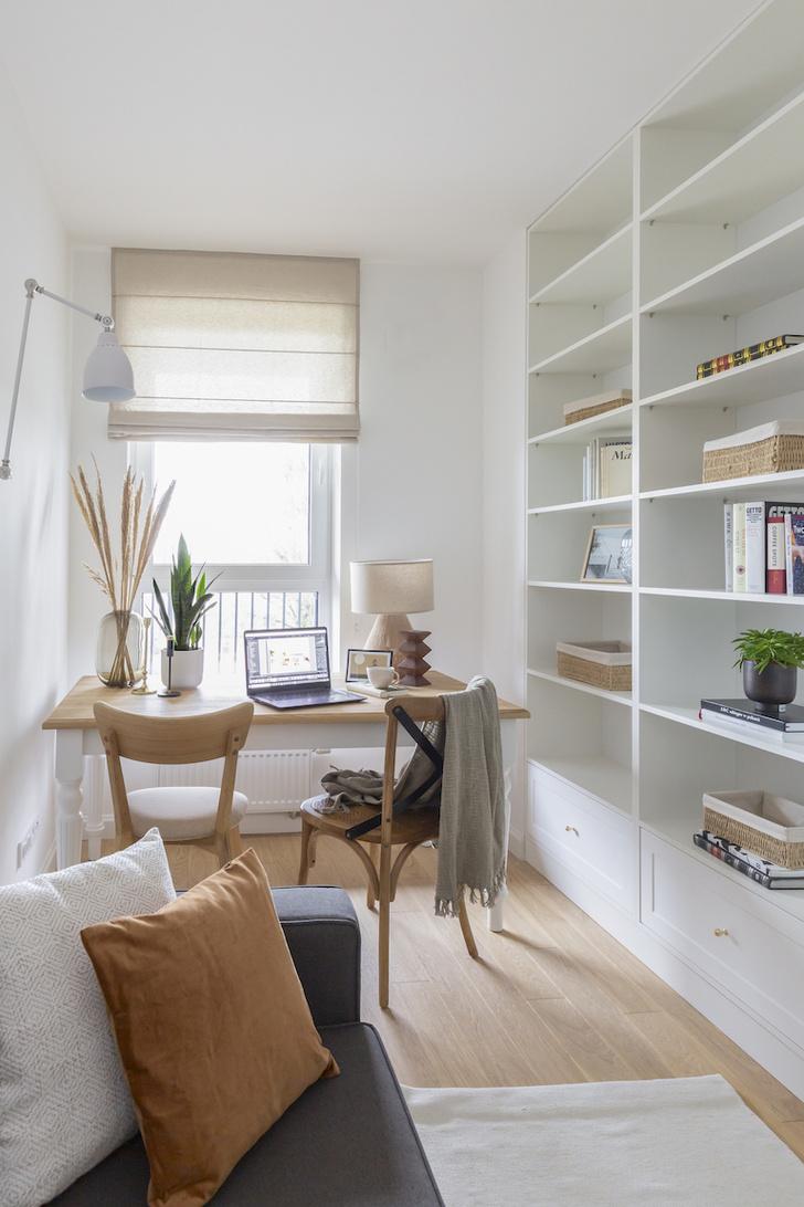 Фото №9 - Светлая квартира 57 м² для молодого врача в Варшаве