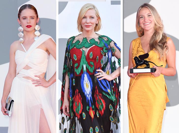 Фото №1 - Венецианский кинофестиваль 2020: лучшие образы церемонии закрытия