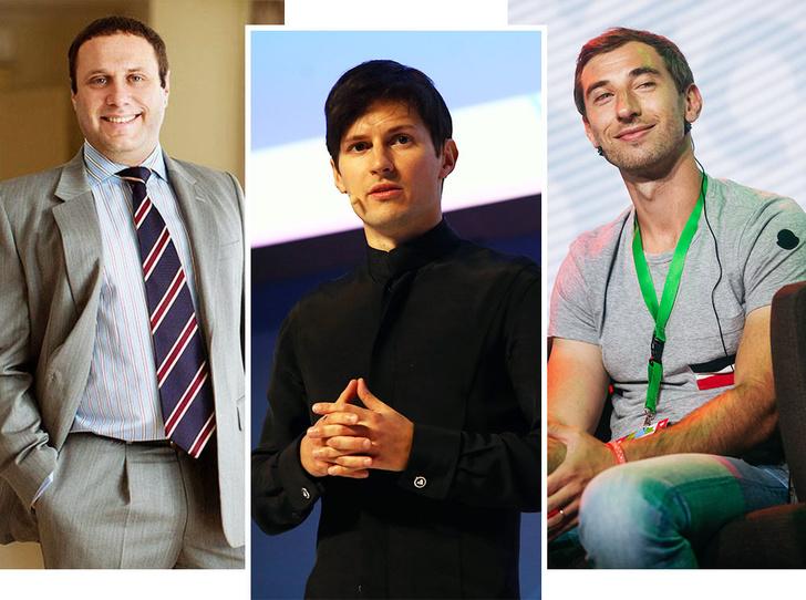 Фото №1 - Новые русские: 6 российских миллиардеров, заработавших на технологиях