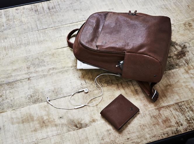 Фото №2 - Коллекция сумок от PIQUADRO, или Почему вы больше не потеряете свои гаджеты