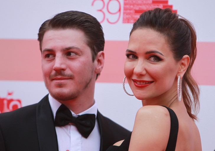 Фото №1 - В Сети обсуждают возможное воссоединение Екатерины Климовой с бывшим мужем Гелой Месхи