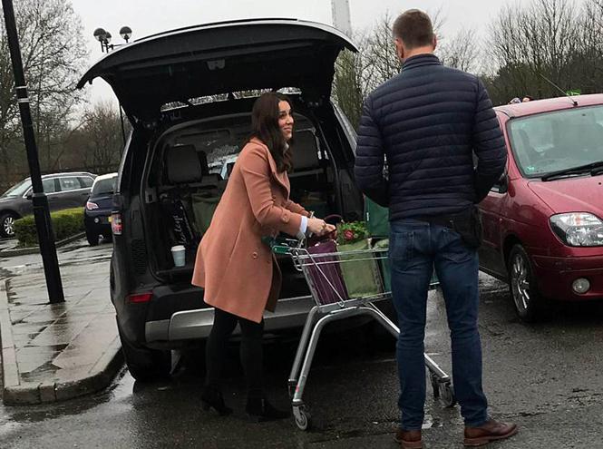 Фото №2 - Герцогиня Кембриджская тайком отправилась на шопинг