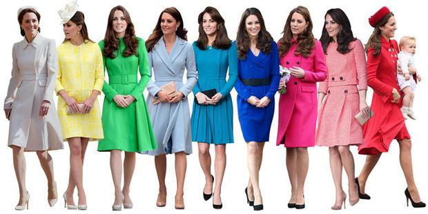 Фото №4 - Почему Елизавета II предпочитает яркие цвета в одежде